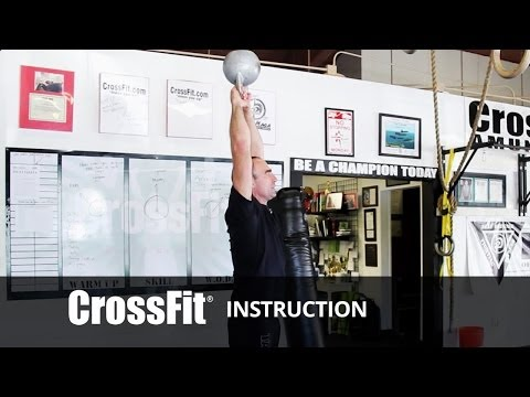 American Kettlebell Swing with Jeff Martone