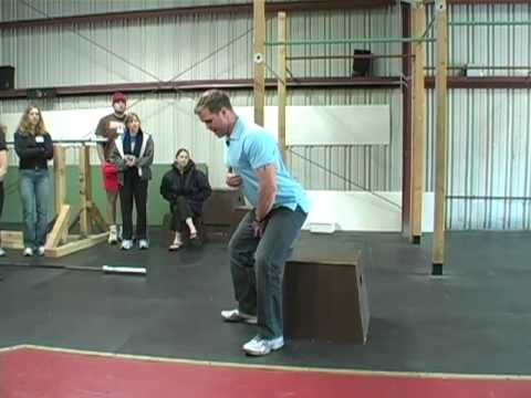 CFJ Starrett Solving Knee Problems 1.mov - Manchester Personal Trainer