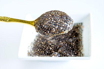 Chia Samen zum Abnehmen