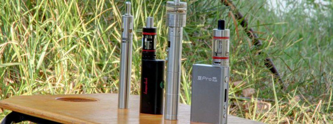 E-Zigarette für Einsteiger: Elektronische Zigaretten dampfen statt rauchen