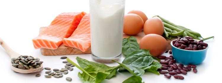 Eisenhaltige Lebensmittel: mit viel Eisen Eisenmangel vorbeugen bzw. beheben