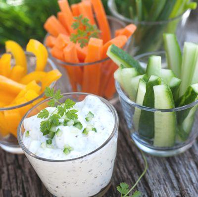 Entsäuern: basisch ernähren