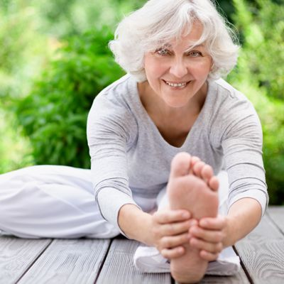 Mobilität im Alter: beweglich bleiben