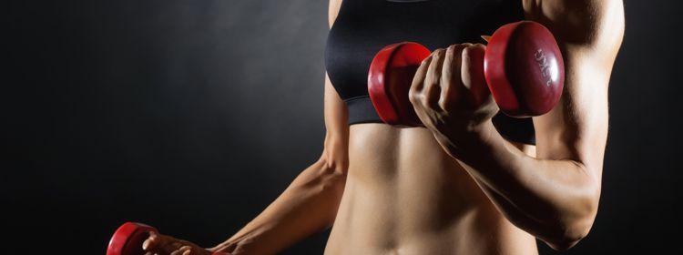 Muskeln aufbauen beim Fettabbau: Beim Abnehmen parallel zum Muskelaufbau Fett abbauen?