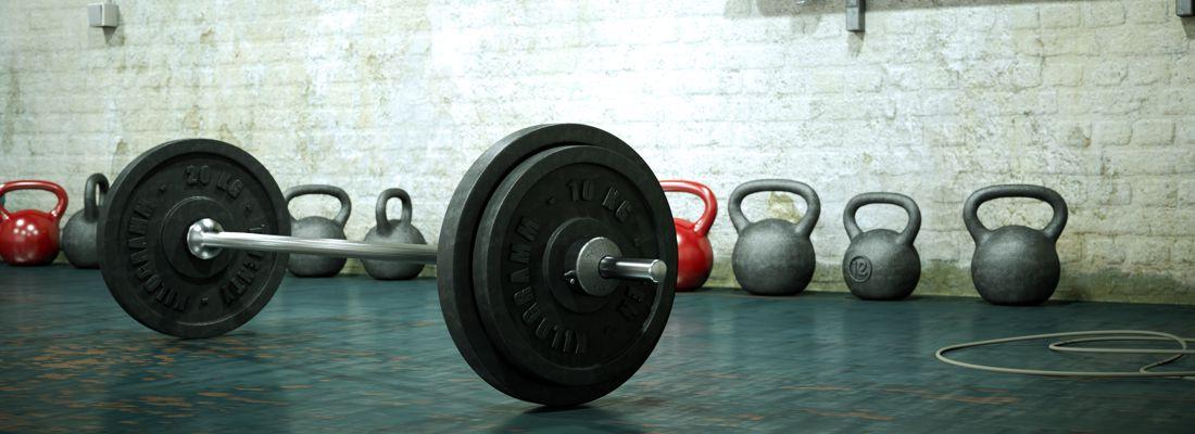 Muskelaufbautraining: Muskeln aufbauen