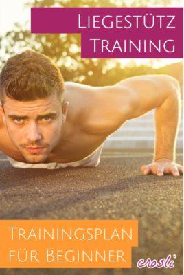 Liegestütze richtig trainieren