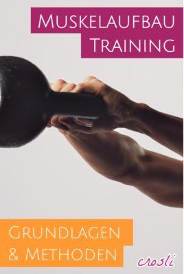 Muskelafubautraining