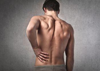 Rücken verspannt