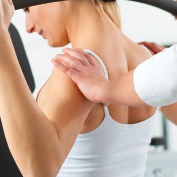 Schulter Muskulatur aufbauen