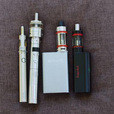 Mein E-Zigaretten Vergleich